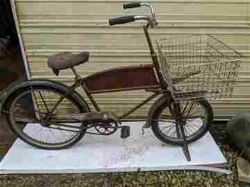Post Ware Schwinn Complete Cycle Truck Bike Bicycle