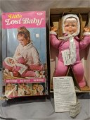 1968 Ideal Little Lost Baby NOS In Box