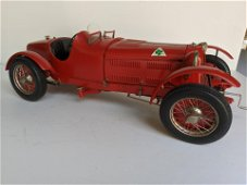 Alfa Romeo Pocher 8C Monza 1:8 Scale K71 Model