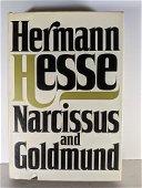 1968 First Edition Hermann Hesse Narcissus & Goldmund