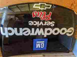Dale Earnhardt GM Chevrolet Goodwrench Nascar Hood