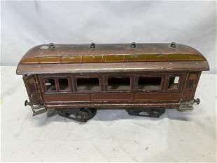 c1920's Marklin 1 Gauge Speisewagon Train Dining Car
