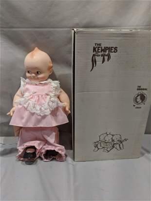 1983 Jesco Rose O'Neil Kewpie Cameo Doll New In Box # 1