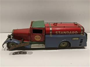 Original Marklin Standard Oil Wind Up Truck