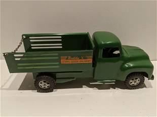 1950's Buddy L Store-Door Delivery Truck