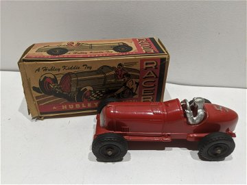 NOS Hubley Indy Race Racer Car NO 457 In Box