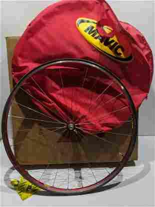 Mavic Helium Road Bike Front Wheel 700c Clincher