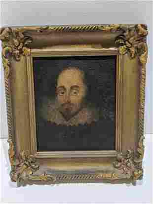 17th Century Old Masters Portrait Jan Verteer Painting