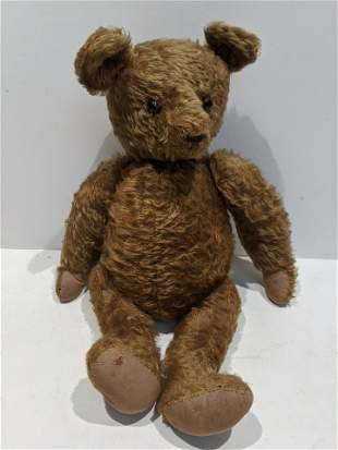 Antique German Large Brown Teddy Bear