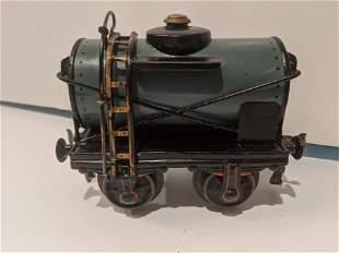 c1910 Marklin Hand Painted 1 Gauge Train Tanker