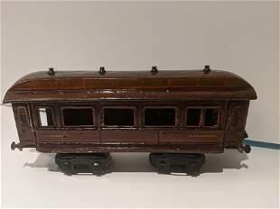 c1915 Marklin Train Speisewagen Dining Car 1 Gauge