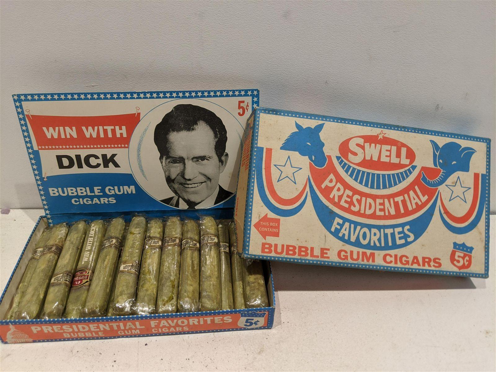 Swell Presidential Favorites Bubble Gum Nixon Cigars