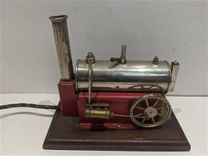Antique Weeden Electric Steam Engine Cat 43