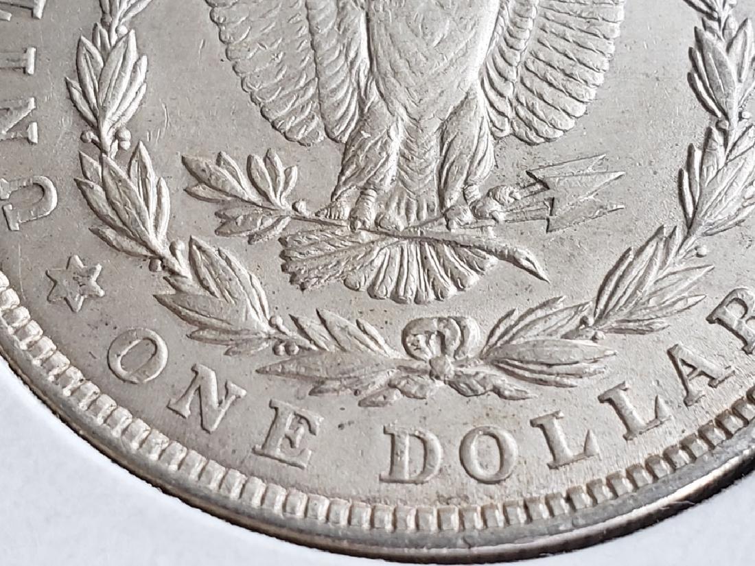 1921 Morgan Silver Dollar - 10