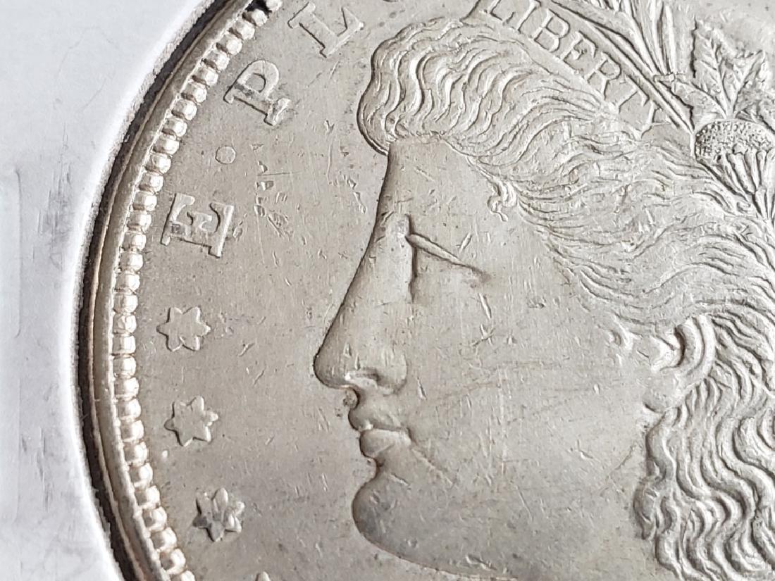 1921 Morgan Silver Dollar - 4