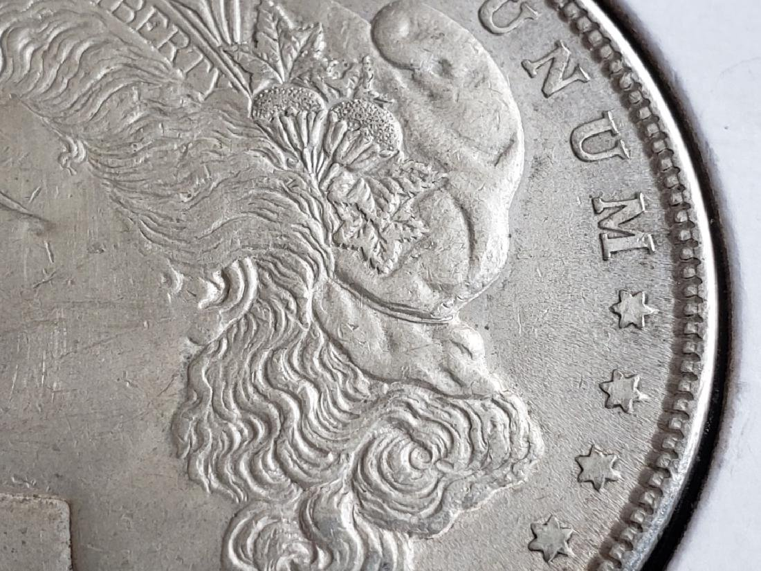 1921 Morgan Silver Dollar - 6