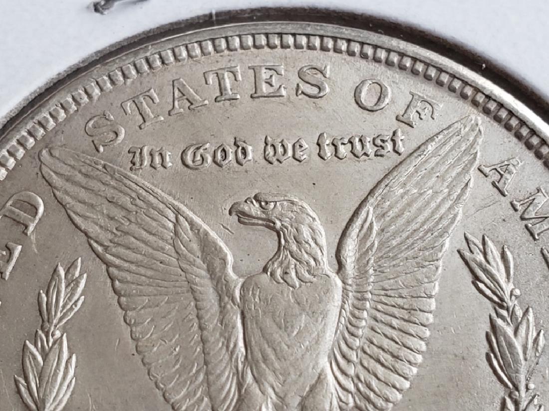 1921 Morgan Silver Dollar - 8