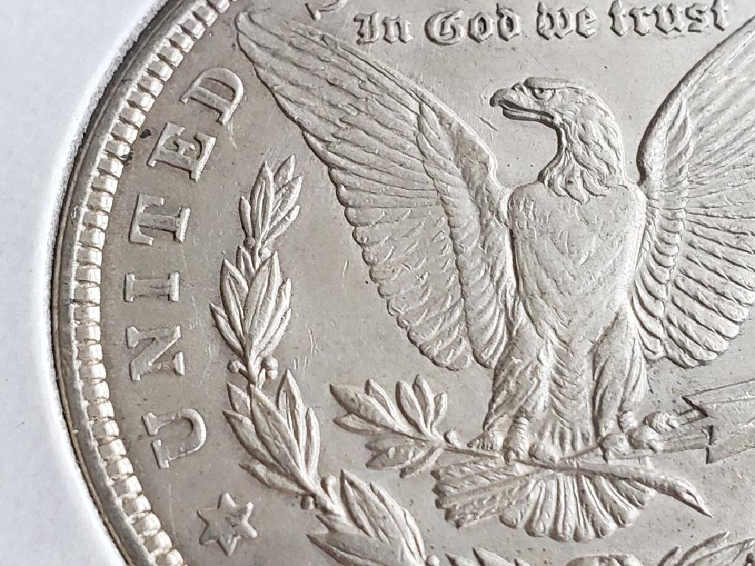 1921 Morgan Silver Dollar - 9