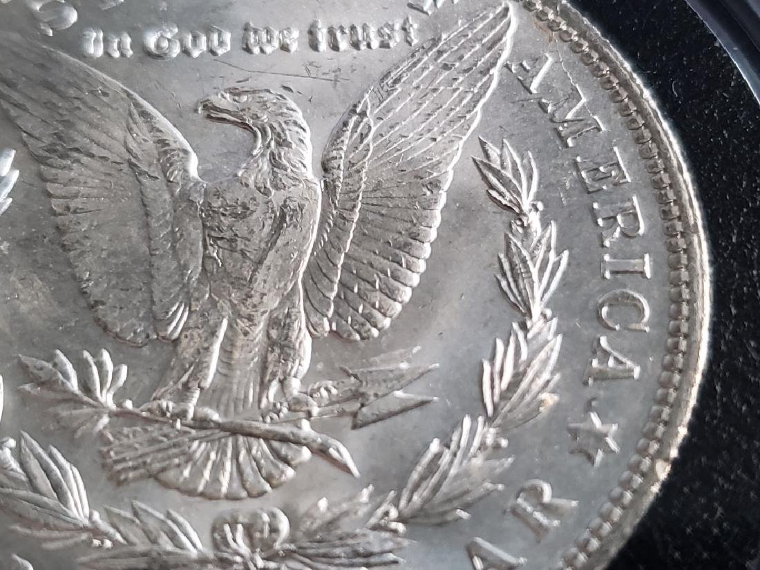 1904 O Morgan Silver Dollar - 10