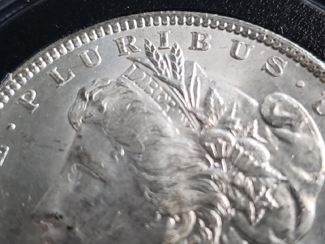 1904 O Morgan Silver Dollar - 2