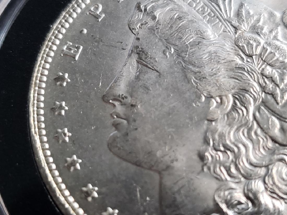 1904 O Morgan Silver Dollar - 3