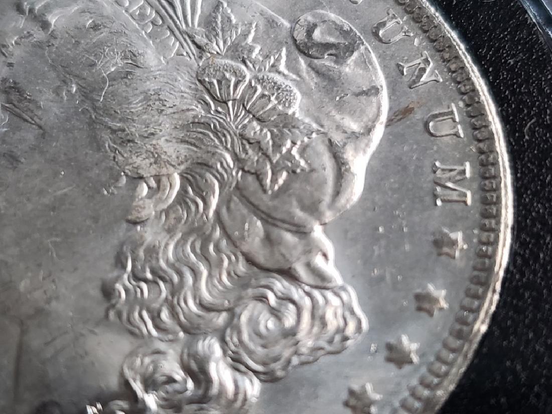 1904 O Morgan Silver Dollar - 5