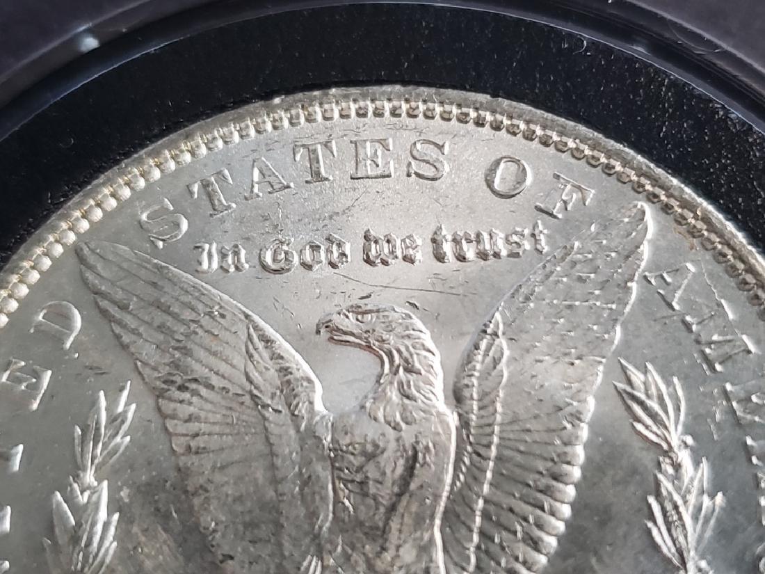 1904 O Morgan Silver Dollar - 7