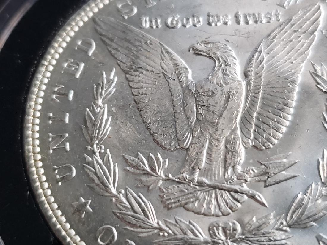 1904 O Morgan Silver Dollar - 8