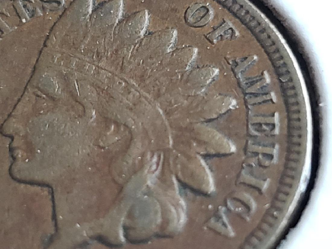 1908 Indian Head Cent - 7