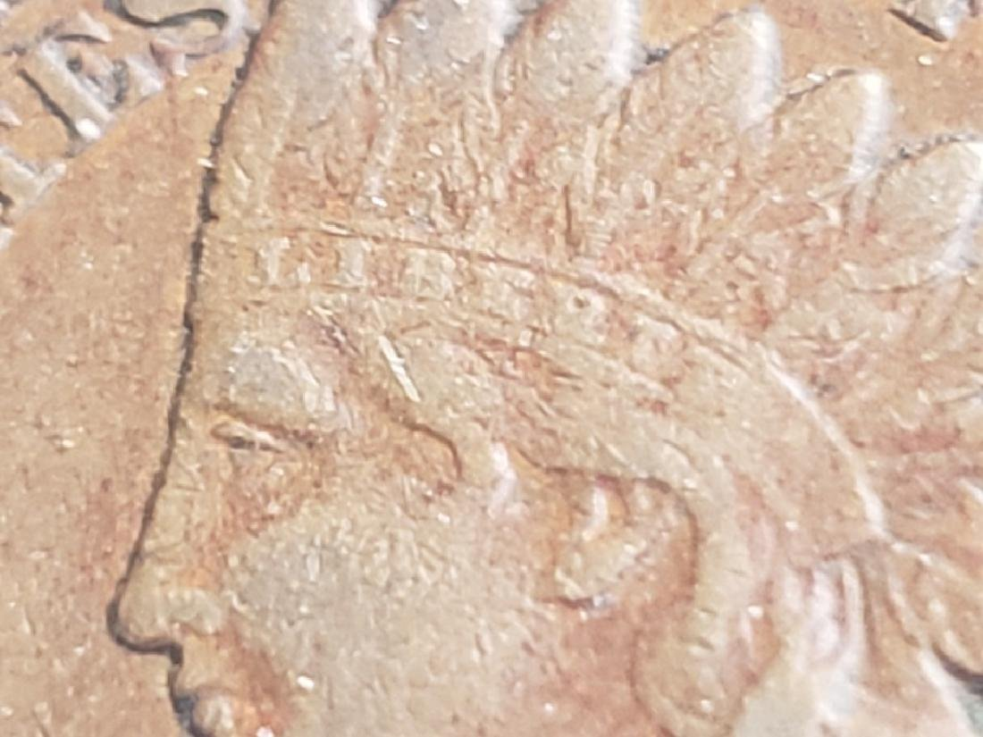 1908 Indian Head Cent - 8