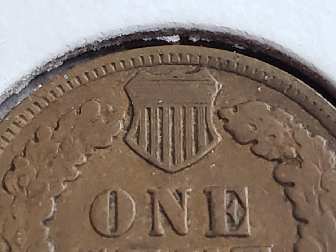1904 Indian Head Cent - 8