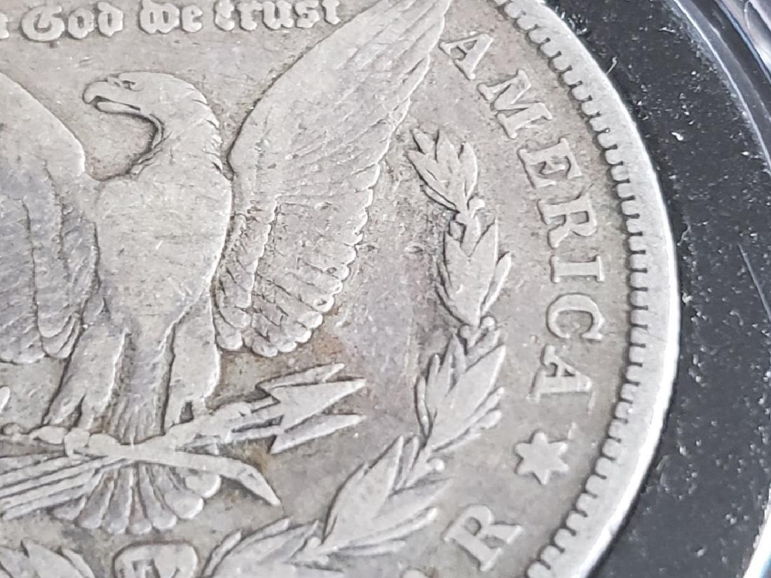 1879 S Morgan Silver Dollar - 10