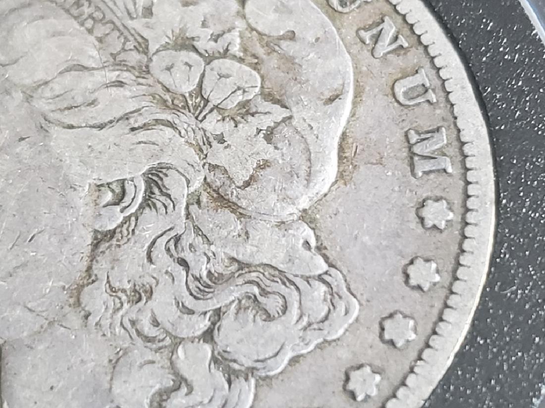 1879 S Morgan Silver Dollar - 5