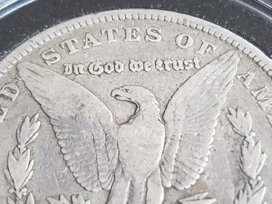 1879 S Morgan Silver Dollar - 7