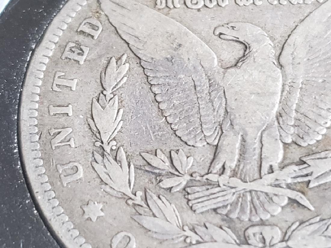 1879 S Morgan Silver Dollar - 8