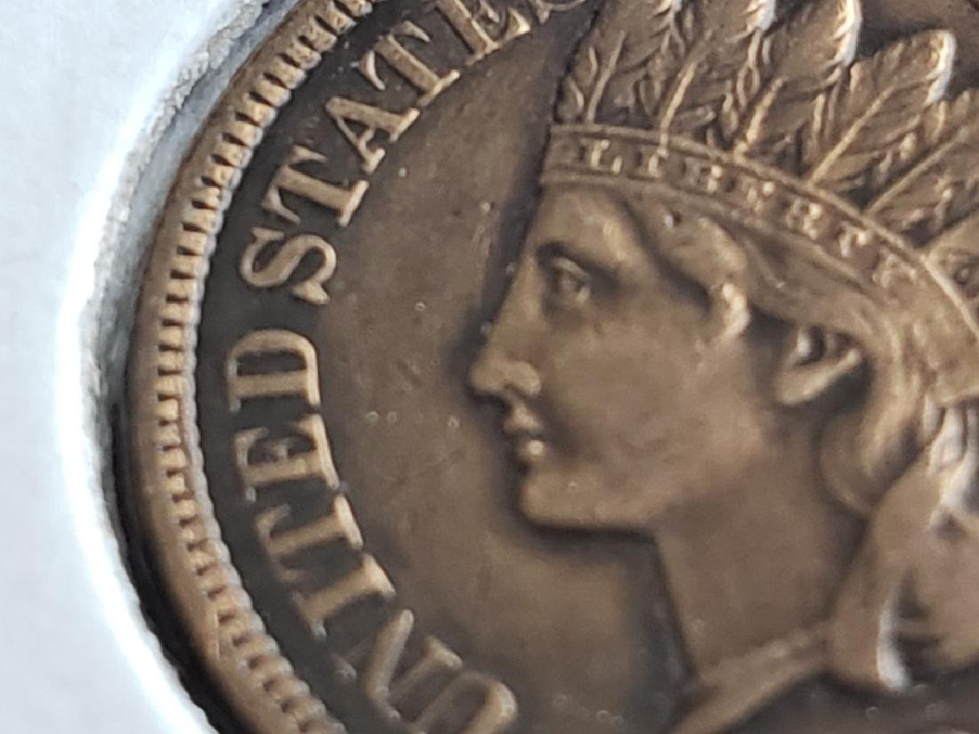 1902 Indian Head Cent - 4