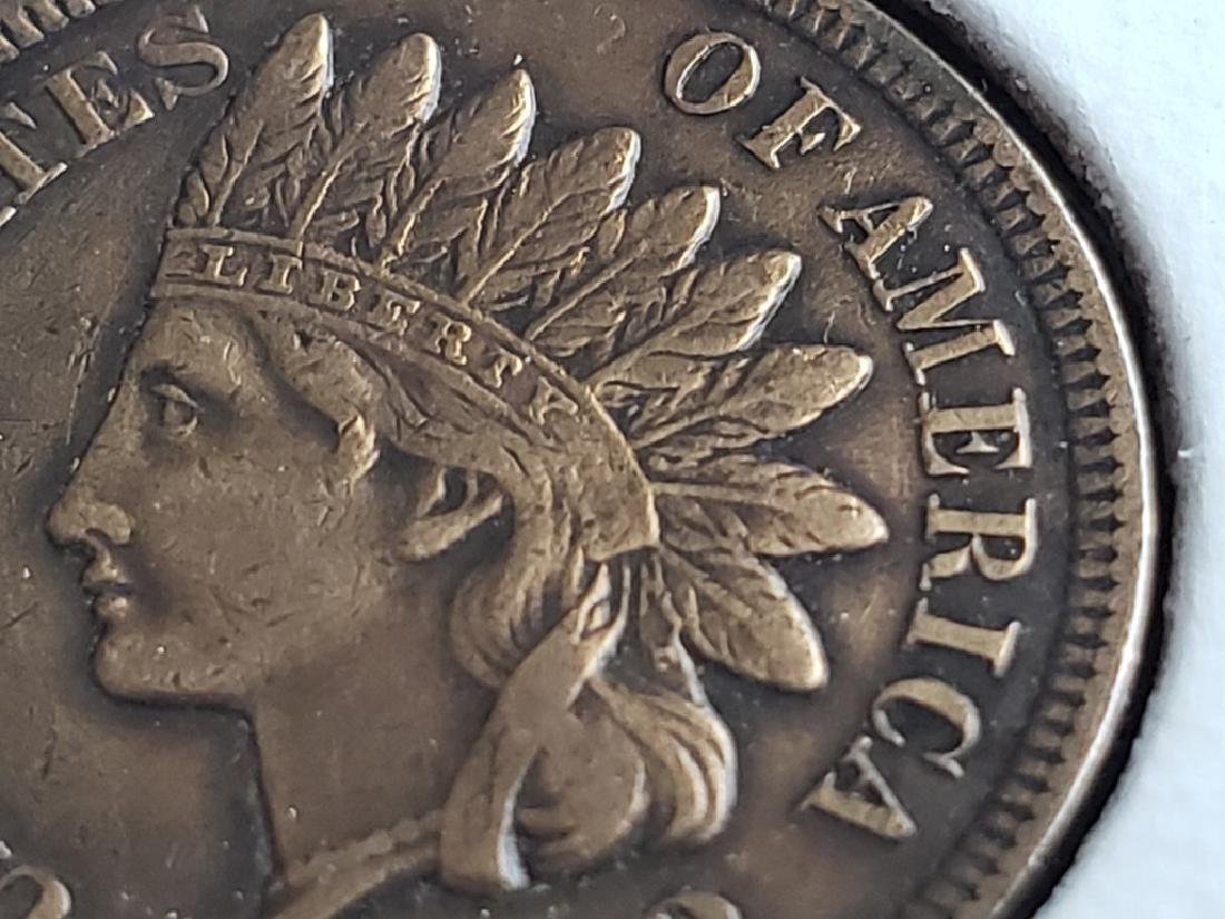1902 Indian Head Cent - 6
