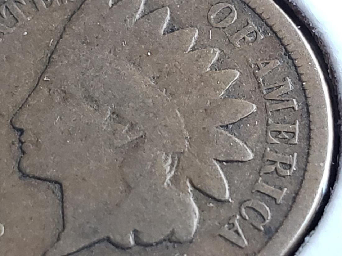 1905 Indian Head Cent - 5