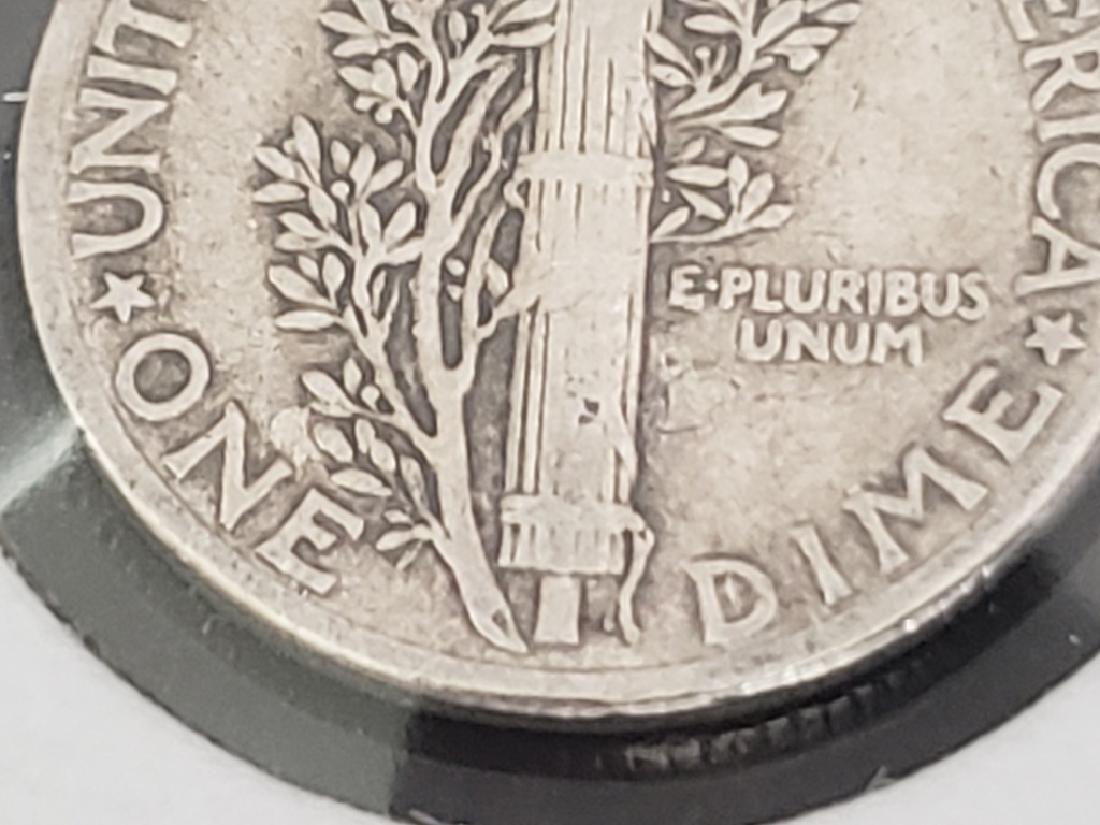1944 Mercury Dime - 10
