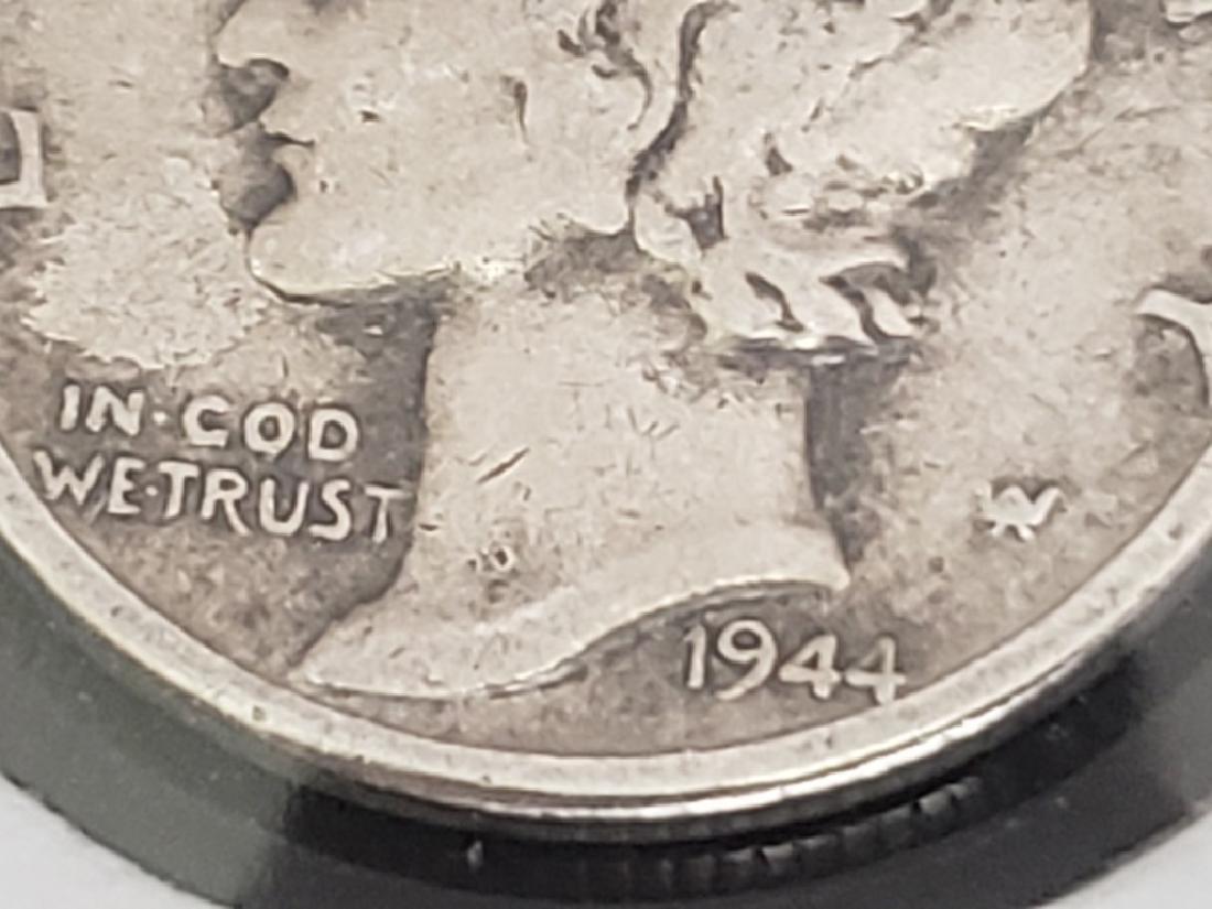 1944 Mercury Dime - 6