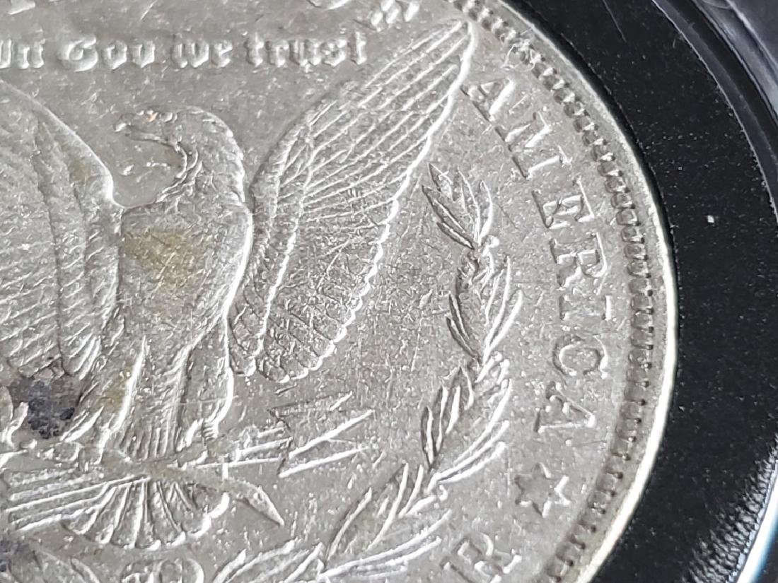 1882 Morgan Silver Dollar - 10