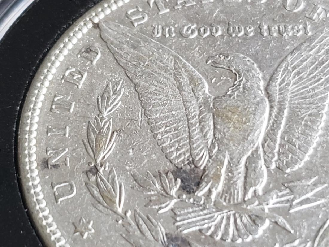 1882 Morgan Silver Dollar - 8