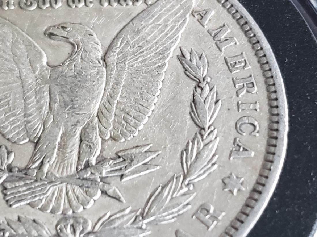 1884 Morgan Silver Dollar - 10