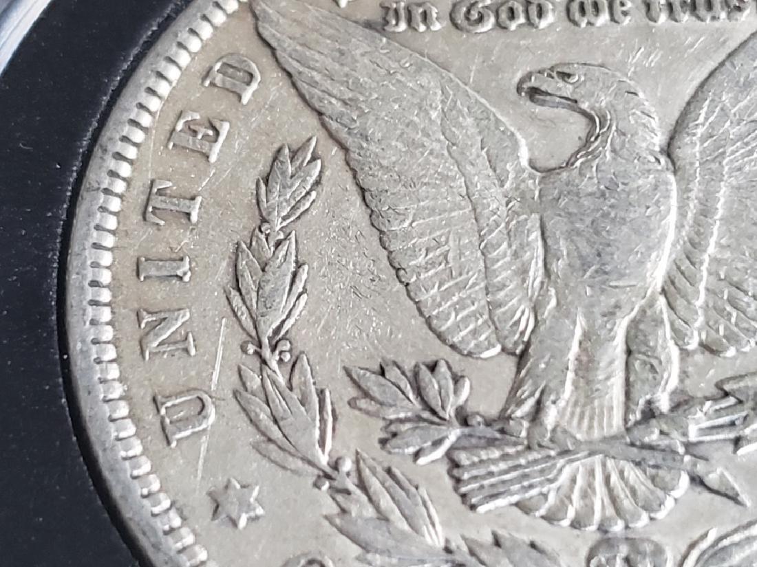 1884 Morgan Silver Dollar - 8