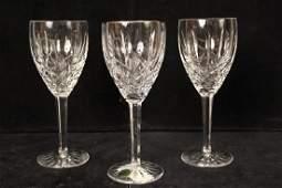 Waterford Araglin Water Goblets