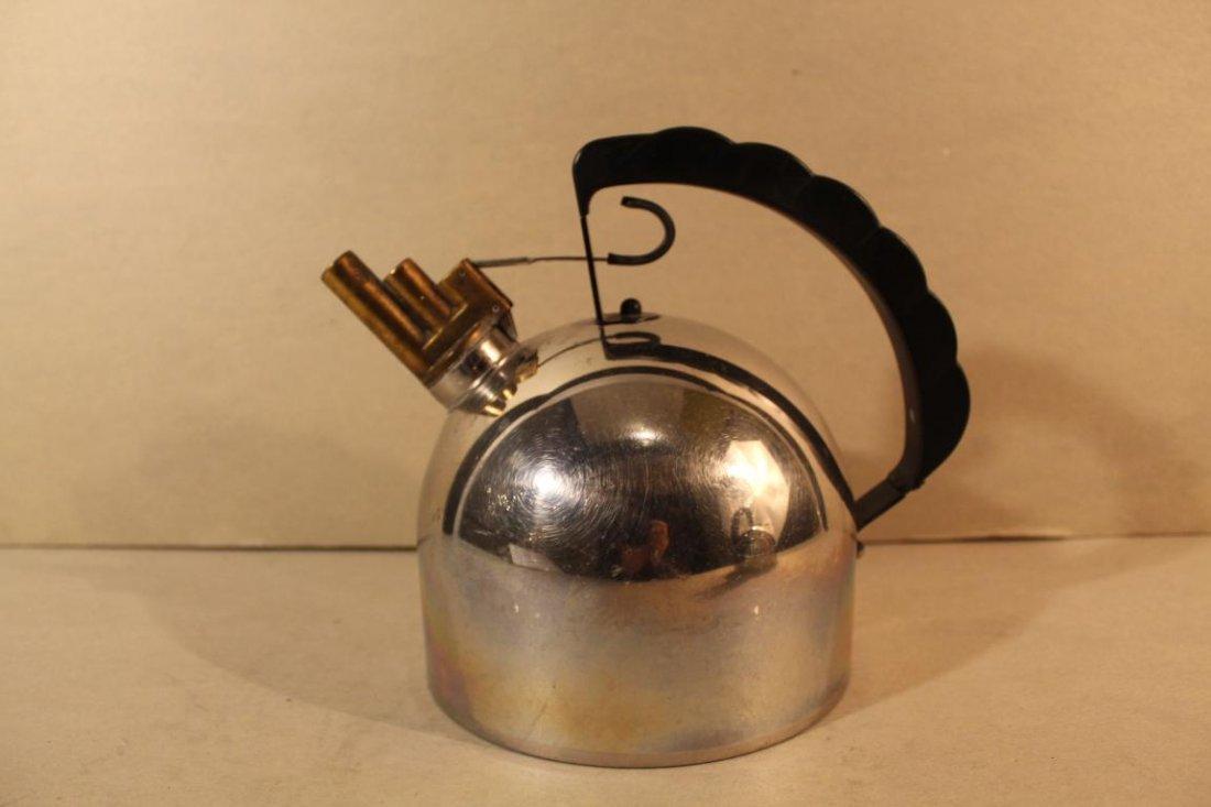 Whistling kettle by Richard Sapper