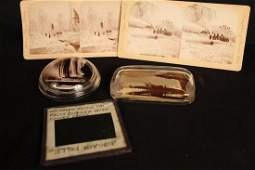 Collection Antique Niagra Falls Souvenir Items