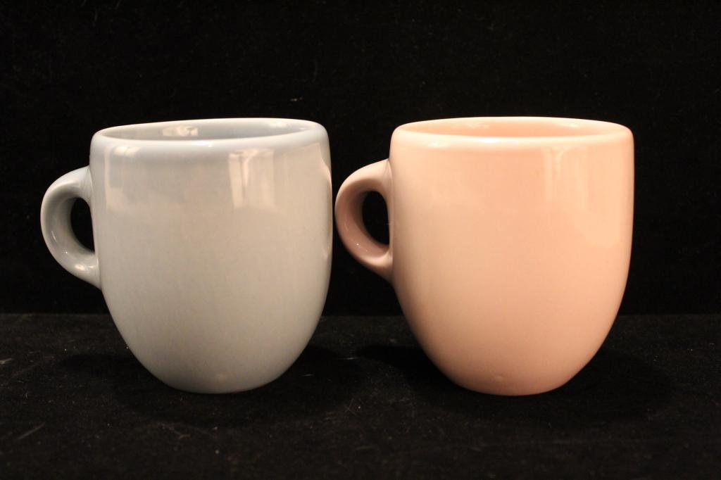 Russel Wright Iroquois Casual Mugs