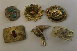 Collection Vintage Rhinestone Costume Jewelry