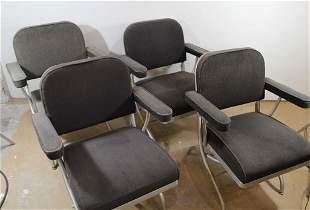 Warren MacArthur Folding Chairs